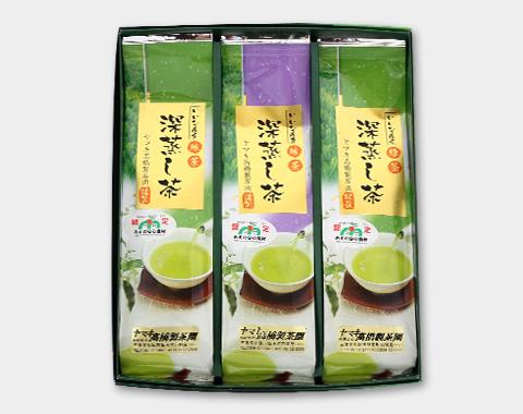 ヤマキ高橋製茶園_深蒸し茶_袋・箱入
