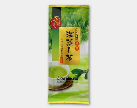 ヤマキ高橋製茶園深蒸し茶200g