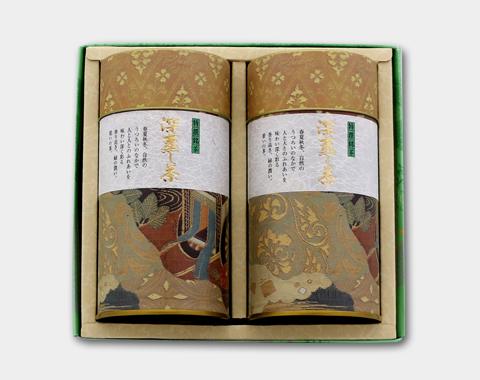 ヤマキ高橋製茶園_深蒸し茶_缶・箱入