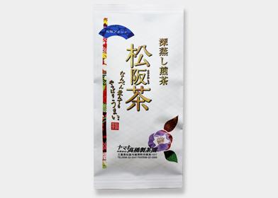 ヤマキ高橋製茶園_松阪茶100g